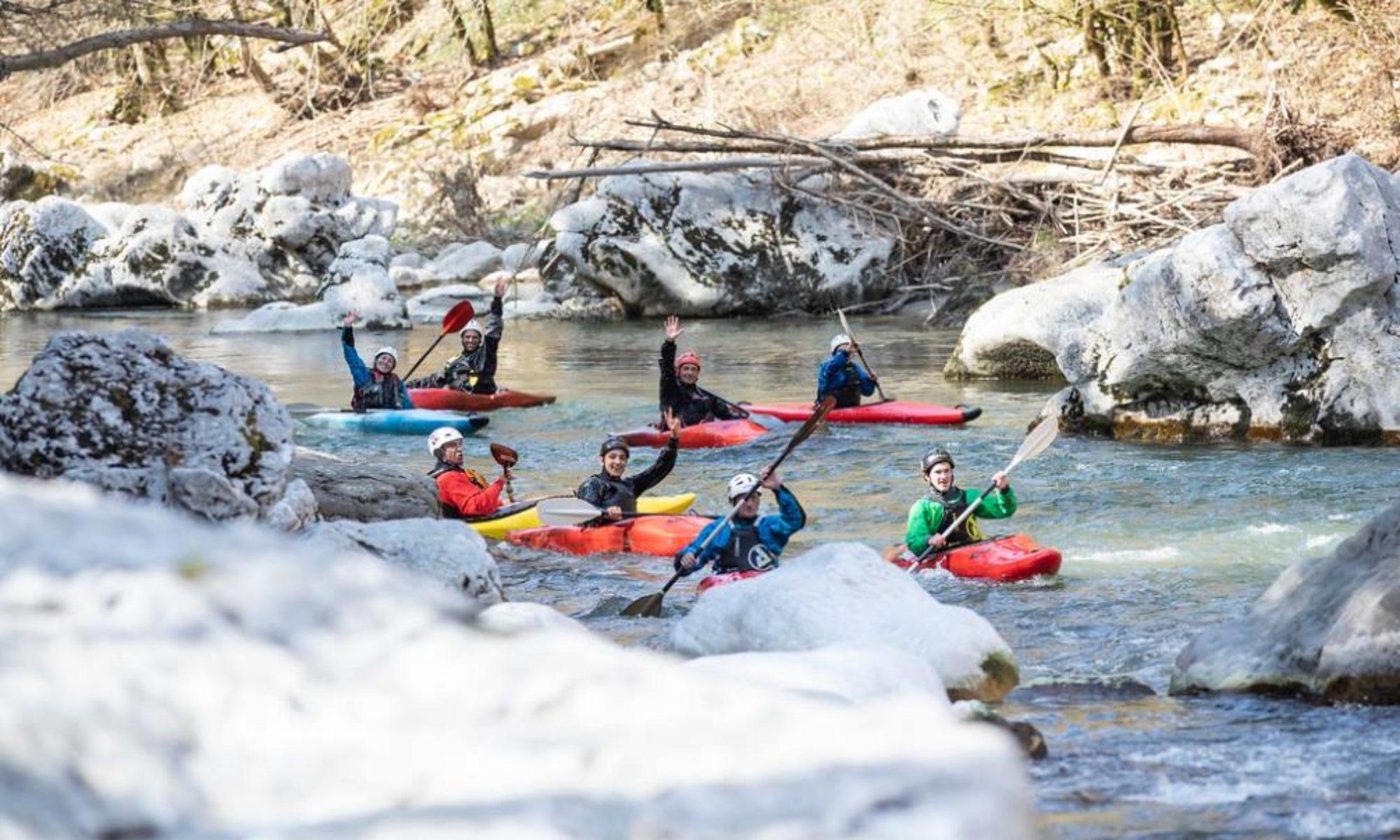 Canoë Kayak Club Orléans